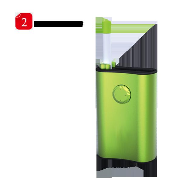Tobacco VaporizerⅡ patent