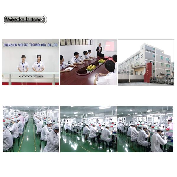 Weecke factory