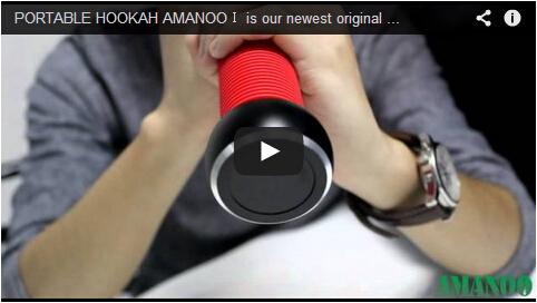 PORTABLE HOOKAH AMANOOⅠ